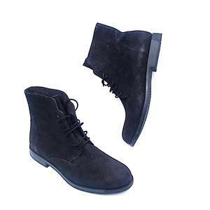 Camper Bowie Leather Booties - LIKE NEW